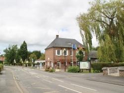 Photo paysage et monuments, Anneville-sur-Scie - Le Village