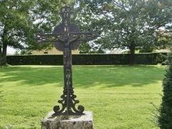 Photo paysage et monuments, Annouville-Vilmesnil - la croix
