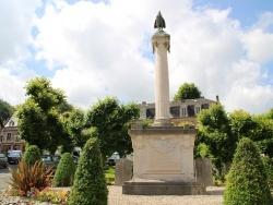 Photo paysage et monuments, Arques-la-Bataille - Monuments Aux Morts