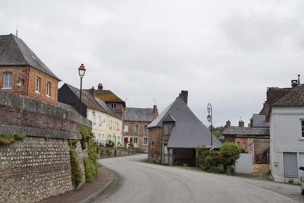 Photo Bacqueville-en-Caux - Le Village