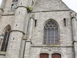 Photo paysage et monuments, Bacqueville-en-Caux - église St pierre
