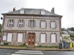 Photo paysage et monuments, Bec-de-Mortagne - la mairie