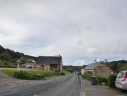 Photo paysage et monuments, Bec-de-Mortagne - le Village