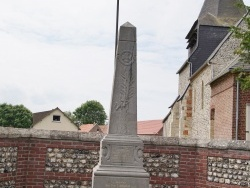Photo paysage et monuments, Belleville-sur-Mer - Monuments Aux Morts