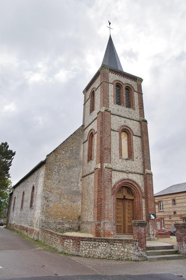 Photo Bénouville - église saint Riquier