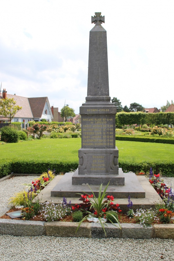 Photo Berneval-le-Grand - le Monument Aux Morts