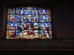 Photo paysage et monuments, Bolbec - Vitraux église St Michel