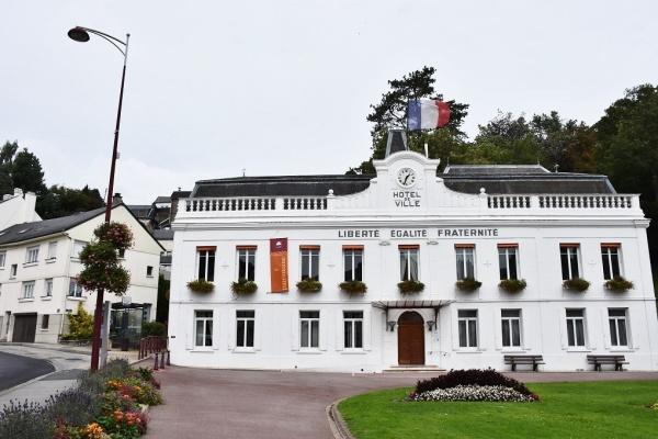Photo Bolbec - la mairie