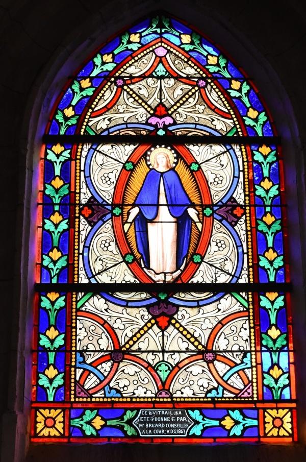 Photo Bornambusc - église Saint Laurent