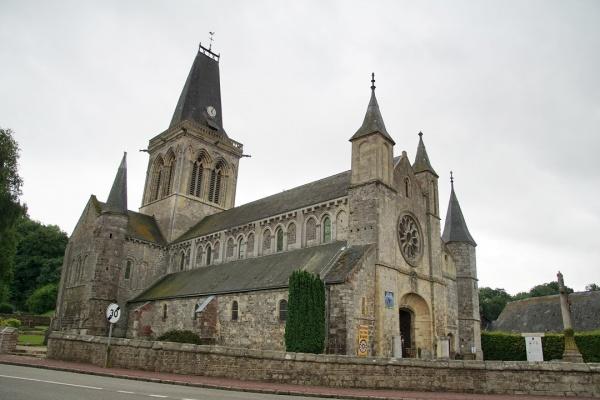 Photo Le Bourg-Dun - église Notre Dame