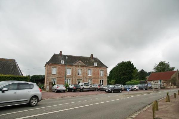 Photo Le Bourg-Dun - le village