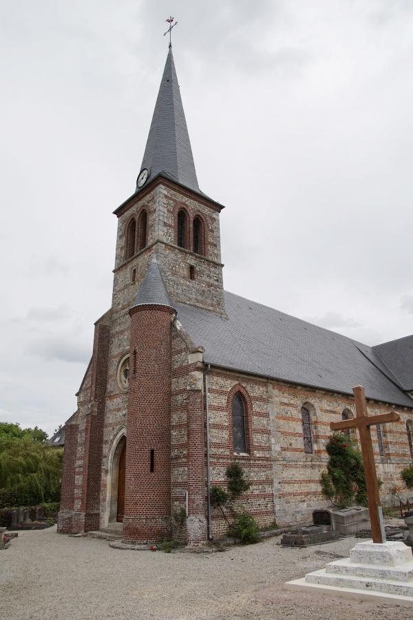 Photo Brachy - église Saint Martin