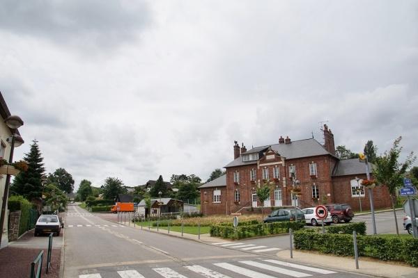 Photo Brachy - le village
