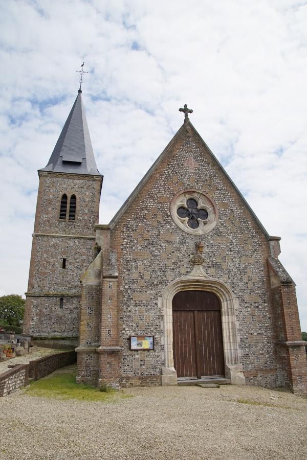 Photo Bracquemont - église Notre Dame