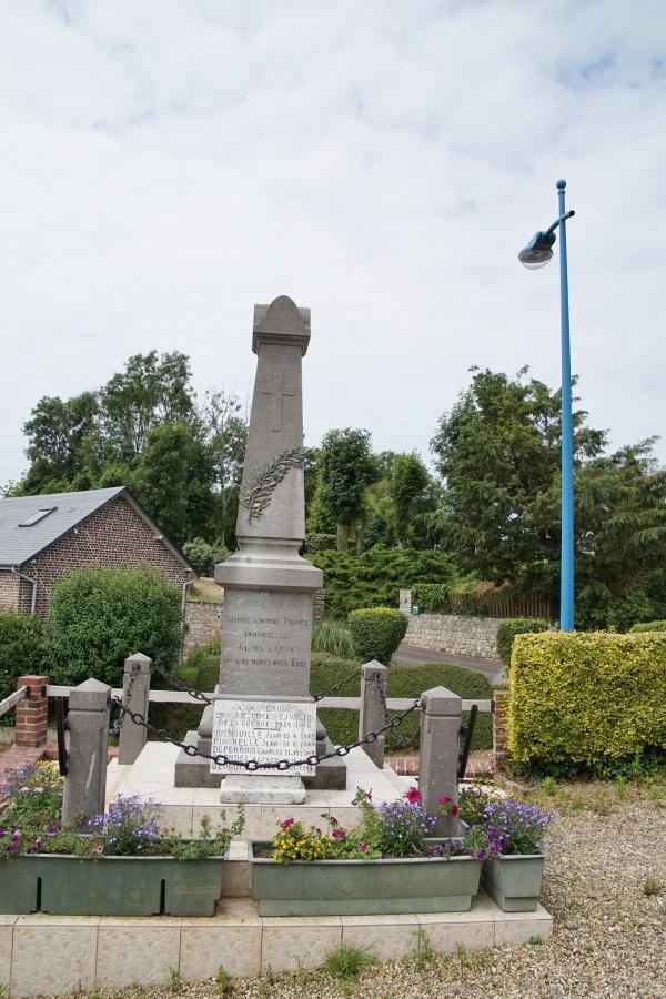 Photo Bracquemont - le monument aux morts