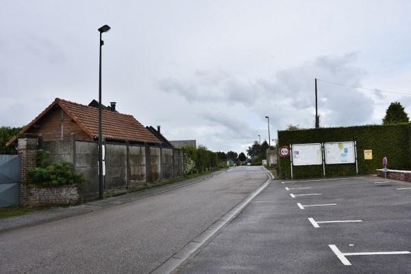 Photo Bretteville-du-Grand-Caux - le village
