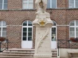 Photo paysage et monuments, Bully - le monument aux morts