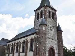 Photo paysage et monuments, Colleville - église Saint Martin