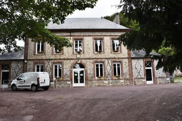 Photo Colleville - le village