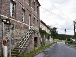 Photo paysage et monuments, Colleville - le village