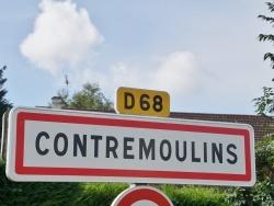 Photo paysage et monuments, Contremoulins - contremoulins (76400)