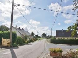 Photo paysage et monuments, Contremoulins - le village