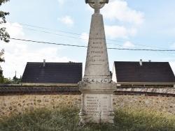 Photo paysage et monuments, Contremoulins - le monument aux morts