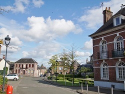 Photo paysage et monuments, Envermeu - le village