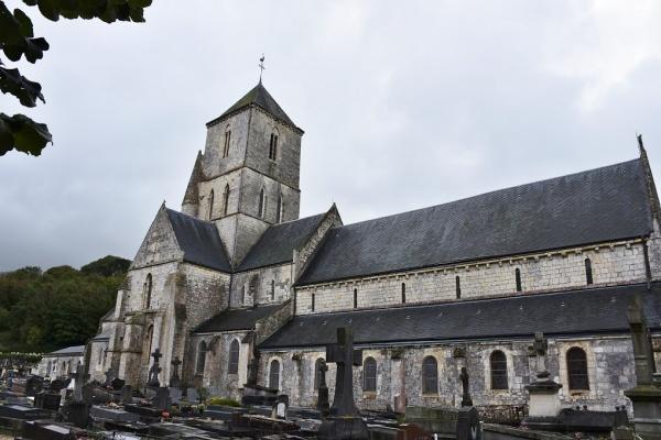 Photo Étretat - église notre dame