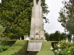 Photo paysage et monuments, Fauville-en-Caux - le monument aux morts