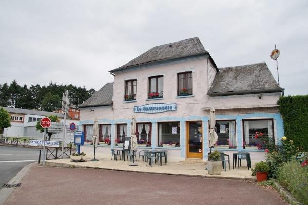 Photo Fontaine-le-Dun - le village