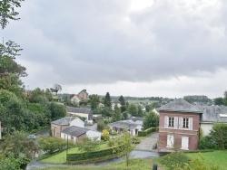 Photo paysage et monuments, Fontenay - le village