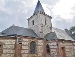 Photo paysage et monuments, Fontenay - église saint Michel