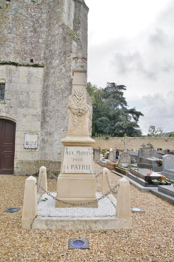 Photo Ganzeville - le monument aux morts