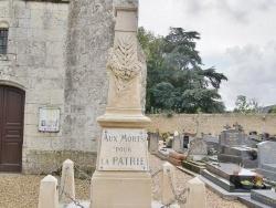Photo paysage et monuments, Ganzeville - le monument aux morts