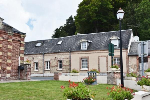 Photo Ganzeville - le village
