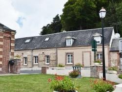Photo paysage et monuments, Ganzeville - le village