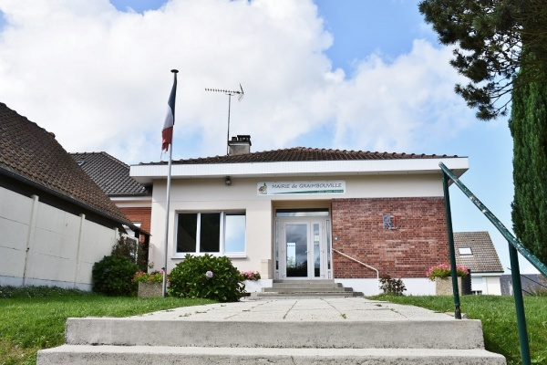 Photo Graimbouville - la Mairie