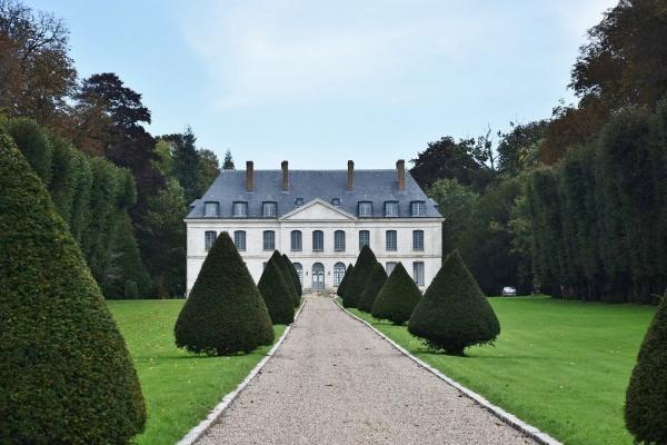 Photo Grainville-Ymauville - le château