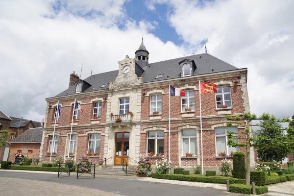 Photo Les Grandes-Ventes - la Mairie