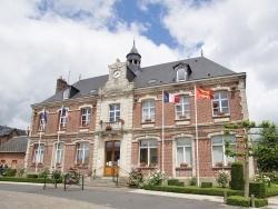 Photo paysage et monuments, Les Grandes-Ventes - la Mairie