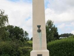 Photo paysage et monuments, Les Grandes-Ventes - le monument aux morts