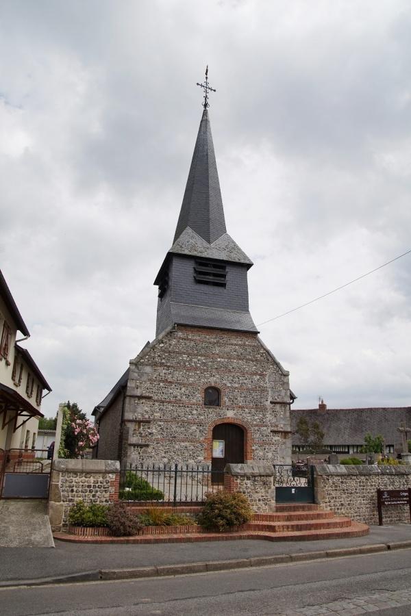 Photo Grèges - église Sainte Madeleine
