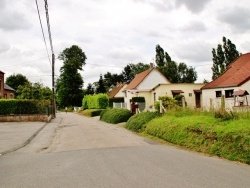 Photo paysage et monuments, Greuville - Le Village