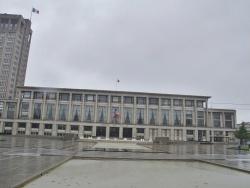 Photo paysage et monuments, Le Havre - la mairie