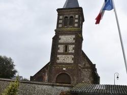 Photo paysage et monuments, Heuqueville - église Saint Pierre