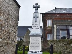 Photo paysage et monuments, Heuqueville - le monument aux morts
