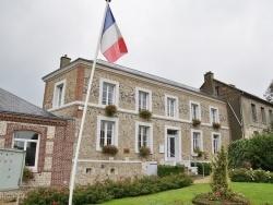 Photo paysage et monuments, Heuqueville - la Mairie