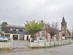 Photo paysage et monuments, Heuqueville - le village