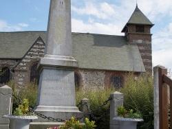 Photo paysage et monuments, Intraville - le monument aux morts